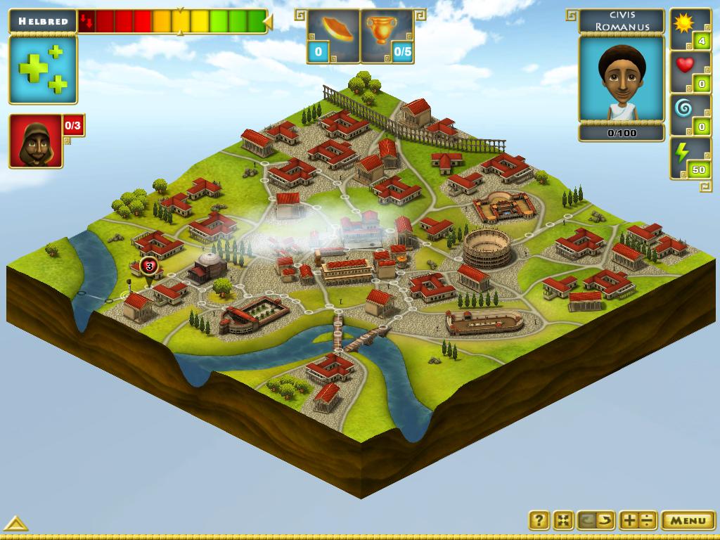 Game - Rome
